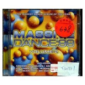 ~~西大調~~ MASSIVE DANCE PP 2CD  Y30731