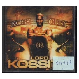 ~~超 ~~ KOSS CITY 法版  Y15719  . 賣