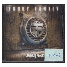^~^~超 ^~^~ FUNKY FAMILY  ART DE RLIE  Y13506^