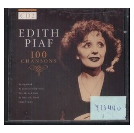 ^~^~西大調^~^~ EDITH PIAF  100 CHANSONS 歐版  ^( .