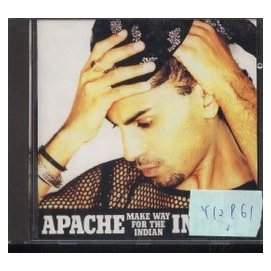 ^~^~西大調^~^~ APACHE INDIAN  MAKE WAY FOR THE I