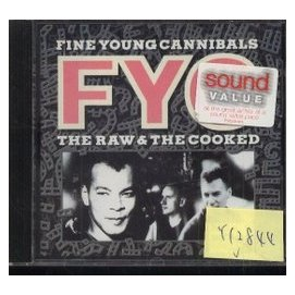 ^~^~音樂殿堂^~^~ FYC  THE RAW   THE COOKED  Y1284