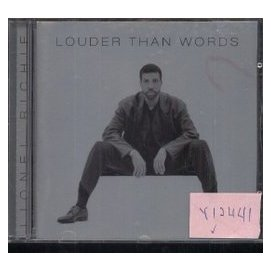 ~~西大調~~ LIONEL RICHIE  LOUNDER THAN WORDS  Y1