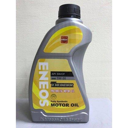 ~小皮機油~新 石油 貨 ENEOS THUNDER PRO~RACING^(12瓶^)5