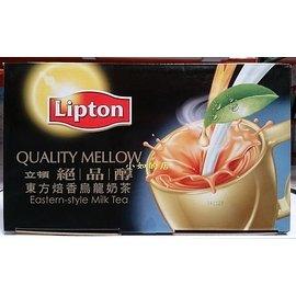 ~小如的店~COSTCO好市多 ^~LIPTON 立頓 東方焙香烏龍奶茶^(19g^~70