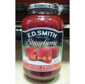 ~小如的店~COSTCO好市多 ^~E.D.SMITH 草莓果醬^(每罐1.134kg^)