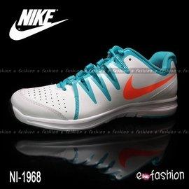 NIKE男款藍白紅 網球鞋NIKE VAPOR COURT系列TENNIS 631703~