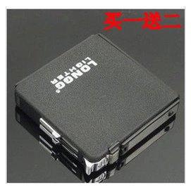 正品自動彈煙煙盒帶打火機  超薄自動煙盒德國20支裝包郵