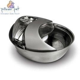 美國 寵物貓狗海洋芯不鏽鋼活氧循環飲水機淨水