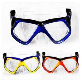 正品潛水面鏡 大框帶面罩可遮住鼻子 防止鼻腔嗆進水高檔遊泳眼鏡