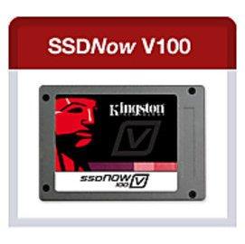 Kingston SSDNow V100 128G SATA 介面 2.5吋 固態硬碟~岡
