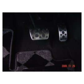 【桃園 國瑞汽車 】09 10 WISH  卡允式 金屬踏板組 油門踏板