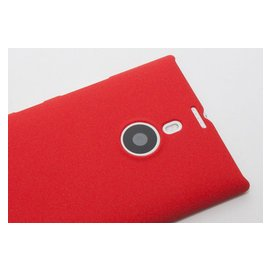 ~GooMea~買2 贈保貼 Nokia Lumia 1520 流砂純色硬殼 手機套 保護