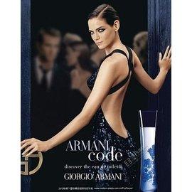 [Anson King]國外代購 正品 ARMANI(亞曼尼)系列Code黑色密碼女士香精(魅力花香75ml) 現貨