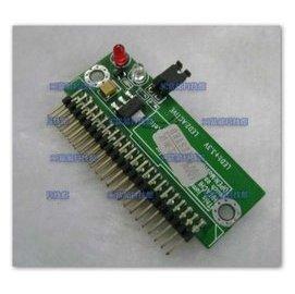 筆電 1.8寸 CE硬碟轉IDE 44針接口轉接卡 CE TO 2.5寸IDE 轉接卡 轉