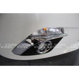 大台北汽車 HID 15 NEW MAZDA3 4門 5門  前 霧燈 框  ABS 電鍍