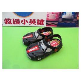 (现货+加赠回力冲锋车)TOMICA 汽车鞋 布什鞋 防水鞋 凉鞋 洞洞鞋 24~27号(适合脚长13-16公分)