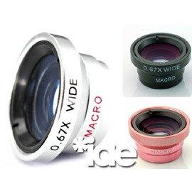 iae創百市集:磁吸鏡頭 廣角 微距 雙鏡頭_可裝VQ1015 R2 lomo 行車紀錄