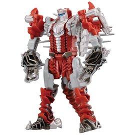 豪宅玩具~變形金剛 Transformers 4 日版la~10 LA 10棘背龍嘲笑 蔑