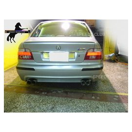 SPEEDY^~競速 BMW E39 貼式小尾翼^(^)