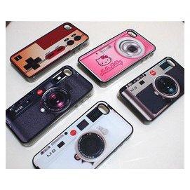 ~ 橘子~   390 iphone 4  4S 任天堂 紅白機 萊卡相機 保護殼  保護