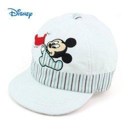 迪士尼兒童帽子 米奇米妮春夏 太陽帽男童女童棒球帽 寶寶 鴨舌帽 幼兒純棉遮陽帽子 米奇6
