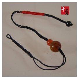 男女款 原創 龍紋石紅瑪瑙保平安紅繩 手鏈 腳鏈 旺桃花尤物