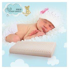 天然乳膠枕頭兒童枕 小童學生枕 嬰兒枕 幼兒枕寶寶枕 保健頸椎枕