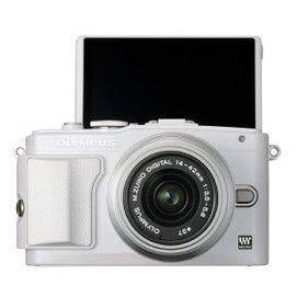 【摄界】送32G OLYMPUS 微单眼相机 PEN系列 E-PL6+EZ-M1442EZ 翻转自拍 EPL6