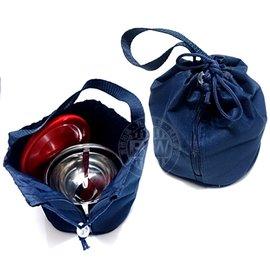 立體束口便當袋~本頁面為餐袋 處 不含圖中其它 ~可裝Y~205S寶石隔熱碗 斑馬兒童碗