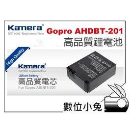 小兔~Kamera Gopro AHDBT~301 相容 鋰電池~AHDBT~201 20