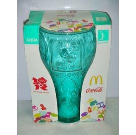 aaL.^(企業寶寶玩偶娃娃^) 附盒土耳其製2012年倫敦奧運 可樂^(Coca Col