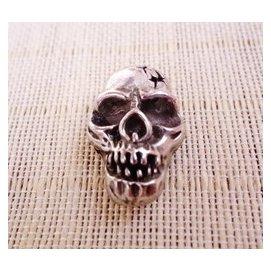 JOHN LEATHER CRAFT 古銀酷爆 骷顱頭 裝飾扣 飾扣 皮帶 皮革 手機 飾