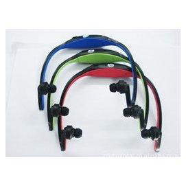 2013 MP3 耳機 插卡MP3 带FM收音 頭戴式MP3 耳機 耳機 高 無線插卡耳機