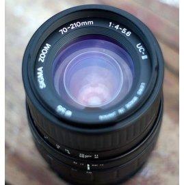 租借Sigma AF 70~210mm f 4~5.6 UCII MARCO 中長焦 微距