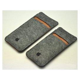 ~ ~iPhone6 6Plus 5.5吋 手機皮套 內袋緩衝包 羊毛氈包 內膽包 手機保