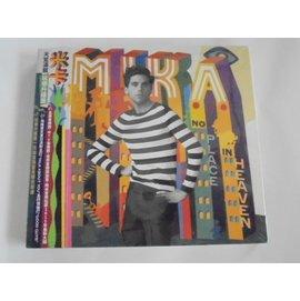 米卡 Mika ~~ 天堂滿載~玩樂升級盤 台壓版  ~~ ~~ CD