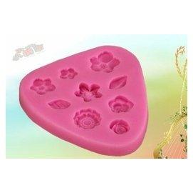 ^~小義士^~烘焙包裝^|烘焙工具^|液態翻糖蛋糕矽膠模具蛋糕壓花印花模 DIY烘焙工具
