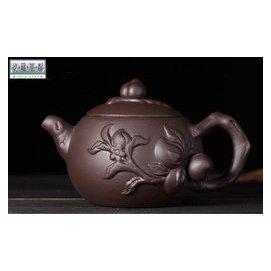 ^~世藏茶酩^~烏龍茶^|普洱茶^|花草茶^|紫砂茶壺 純 宜興陶瓷茶具大號容量 沖水壺朱
