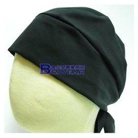 【食尚家】-日式餐廳服務生帽子 廚師帽 食品帽 綁帶式帽 衛生帽 改良式頭巾 海賊帽 日式
