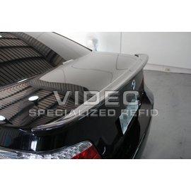 大台北汽車 HID BMW E60 AC 樣式 CARBON 卡夢 尾翼 擾流板 台北威德