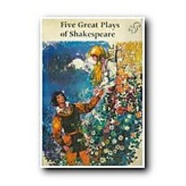 FIVE GREAT PLAYS OF SHAKESPEAR^|^|^~ADE~6^~^~