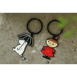 MOOMIN 嚕嚕米 可愛卡通 鑰匙圈 亞美 小不點 ^(一次購買多件有 喔^!^!^)^