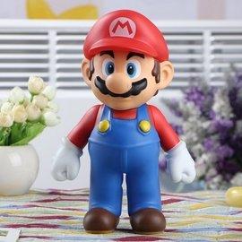 ~雲頂~超級瑪莉人偶 超級馬里奧公仔 超級瑪麗手辦 Super Mario