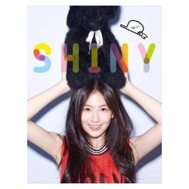 姚亦晴 Shiny同名EP  CD(購潮8)