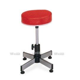 5H~新北蘆洲^~偉利傢俱~化妝椅^(黑紅兩色^)~編號(H681~7)~雙北市免 ~