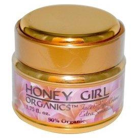 Honey Girl Organics 臉部、眼部 面霜, 敏感肌膚:1.75 oz ~