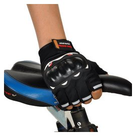 秒殺半指手套特種兵軍迷格鬥手套訓練黑鷹海豹男女騎行戰術手套