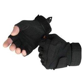 美國 黑鷹 三色 Blackhawk 地獄風暴 半指 戰術手套 生存 登山 戰術 手套 版