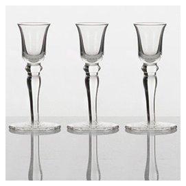 華富雅尚 無鉛玻璃白高腳 烈杯 茅台杯小號杯 一口杯 吞杯杯高腳杯 67 15 六隻